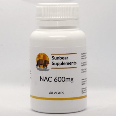 nac sunbear supplements