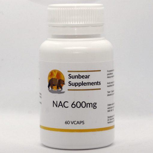 nac sunbear supplements