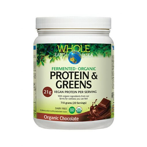 protein powder whole earth & sea