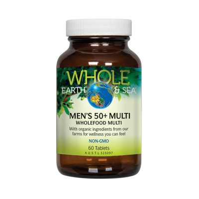 Whole Earth & Sea Men's 50+ Multi 60t