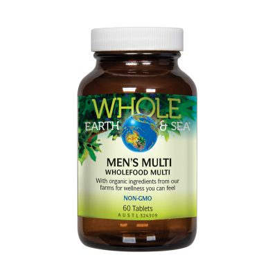 Whole Earth & Sea Men's Multi 60t