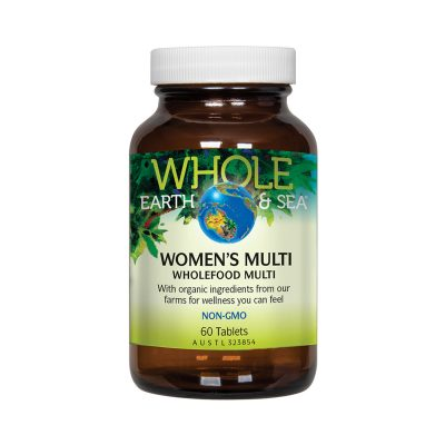 Whole Earth & Sea Women's Multi 60t