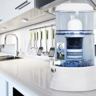 Zazen alkaline water filters
