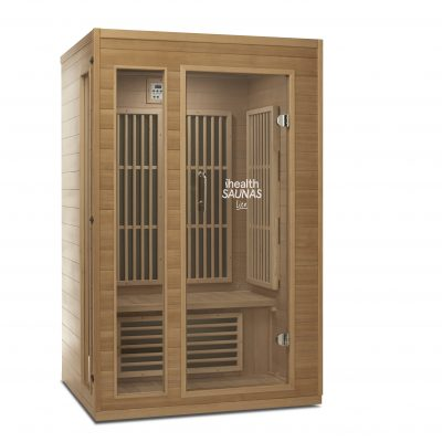 ihealth sauna infrared lite range 2